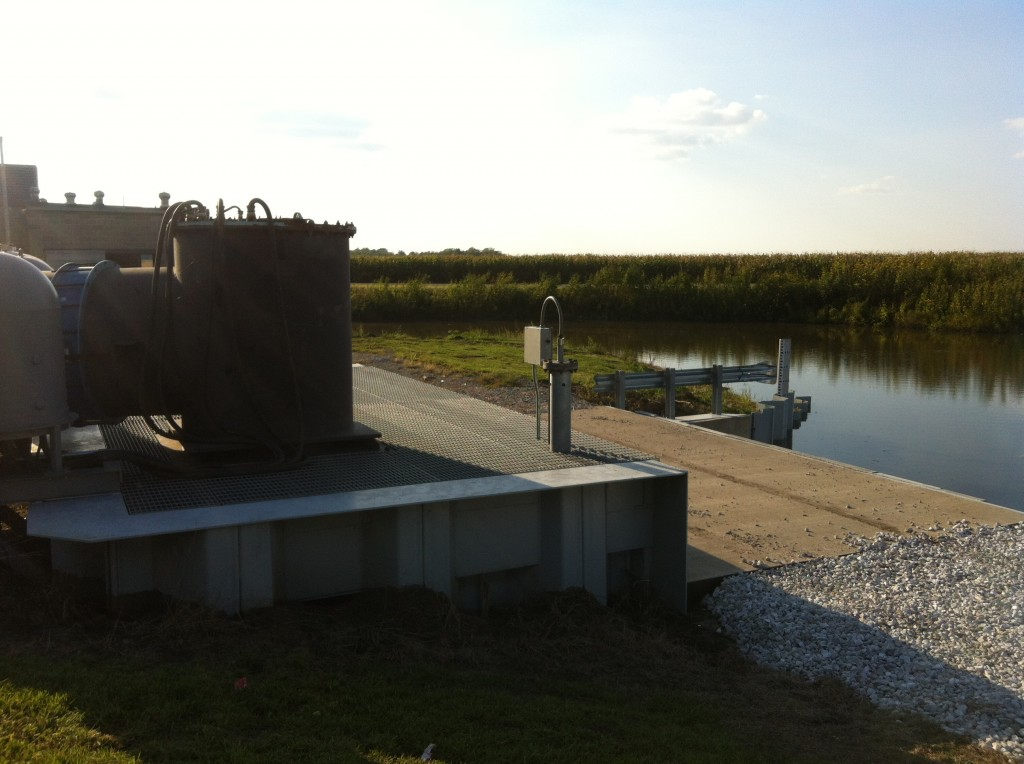 Levee Pump Station