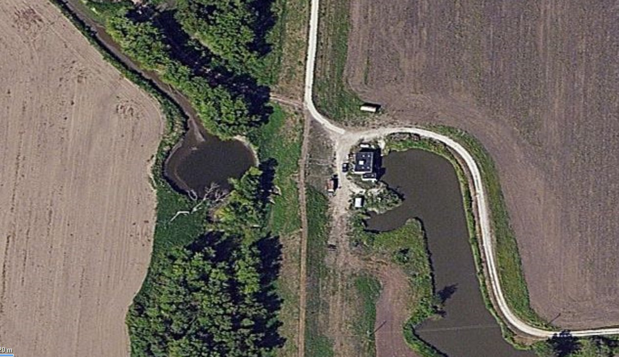 Wireless Telemetry | Levee District Control: Ditch and River Level Sensing