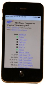 Smart Phone SCADA Remote Access