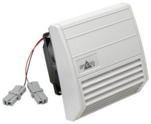Active Fan Ventilation: Stego No. 018000-02