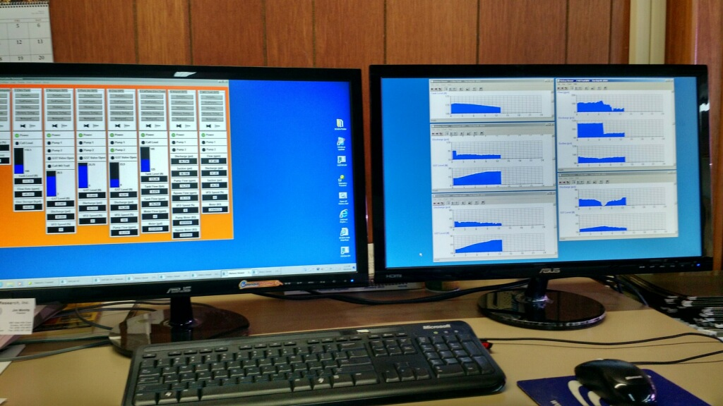 Multiple Home Monitoring Devices : Adding multiple monitors to your scada system wireless