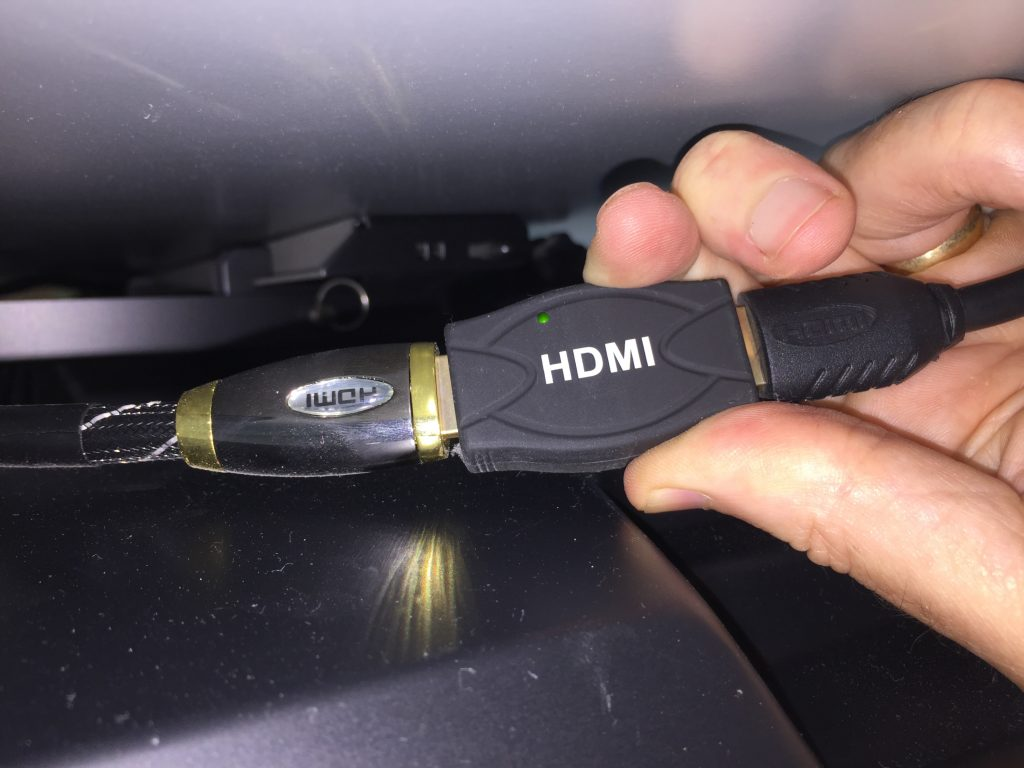 Premium HDMI Cable + Inline HDMI Signal Amplifiers Increases Reliability of Long HDMI Cable Runs.