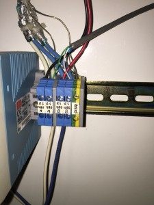 Modbus/RTU/RS485 Bus Terminal Block